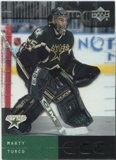 2000/01 Upper Deck Ice #69 Marty Turco RC