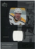 2000/01 Upper Deck Ice Game Jerseys #JCJJ Jaromir Jagr