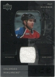 2000/01 Upper Deck Ice Game Jerseys #JCRB Ray Bourque