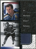 2000/01 Upper Deck Legends Legendary Game Jerseys #JAM Al Macinnis