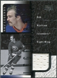 2000/01 Upper Deck Legends Legendary Game Jerseys #JBN Bob Nystrom