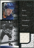 2000/01 Upper Deck Legends Legendary Game Jerseys #JDP Denis Potvin