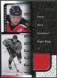 2000/01 Upper Deck Legends Legendary Game Jerseys #JPB Pavel Bure