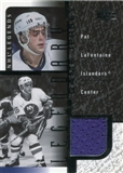 2000/01 Upper Deck Legends Legendary Game Jerseys #JPL Pat LaFontaine