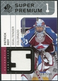 2002/03 Upper Deck SP Authentic Super Premiums #SPPR Patrick Roy 168/599