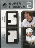 2002/03 Upper Deck SP Authentic Super Premiums #DPMG M.Modano/B.Guerin /299