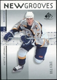 2002/03 Upper Deck SP Game Used #85 Scottie Upshall /750