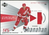 2002/03 Upper Deck Pinpoint Accuracy #PABS Brendan Shanahan