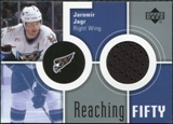 2002/03 Upper Deck Reaching Fifty #50JJ Jaromir Jagr