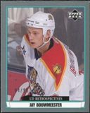 2002/03 Upper Deck UD Artistic Impressions Retrospectives Silver #R93 Jay Bouwmeester /99