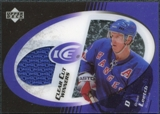 2003/04 Upper Deck Ice Clear Cut Winners #CCBL Brian Leetch