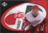 2003/04 Upper Deck Ice Clear Cut Winners #CCDH Dominik Hasek