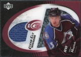 2003/04 Upper Deck Ice Clear Cut Winners #CCMH Milan Hejduk