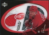 2003/04 Upper Deck Ice Clear Cut Winners #CCNL Nicklas Lidstrom
