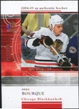 2004/05 Upper Deck SP Authentic Rookie Redemptions #RR32 Rene Bourque /399