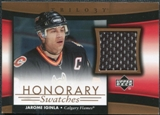 2005/06 Upper Deck Trilogy Honorary Swatches #HSJI Jarome Iginla