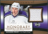 2005/06 Upper Deck Trilogy Honorary Swatches #HSAF Alexander Frolov