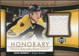 2005/06 Upper Deck Trilogy Honorary Swatches #HSGM Glen Murray