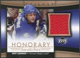 2005/06 Upper Deck Trilogy Honorary Swatches #HSEL Eric Lindros