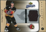 2005/06 Upper Deck MVP Materials #MZC Zdeno Chara