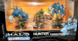 WizKids Halo Action Clix Hunter Combat Pack (Box)