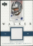 2000 Upper Deck Legends Legendary Jerseys #LJHW Herschel Walker