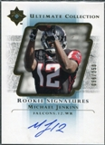 2004 Upper Deck Ultimate Collection #104 Michael Jenkins Autograph RC /250