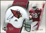 2005 Upper Deck Sweet Spot #259 J.J. Arrington /650 RC Autograph