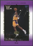2000 Upper Deck Lakers Master Collection #7 Byron Scott /300