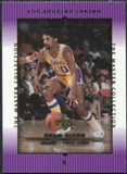 2000 Upper Deck Lakers Master Collection #10 Norm Nixon /300