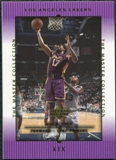 2000 Upper Deck Lakers Master Collection #19 Rick Fox /300