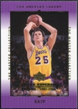 2000 Upper Deck Lakers Master Collection #24 Mitch Kupchak /300