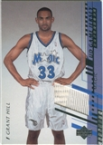 2000/01 Upper Deck Game Jerseys 2 #GHH Grant Hill