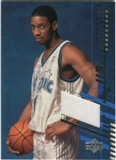 2000/01 Upper Deck Game Jerseys 2 #TMH Tracy McGrady