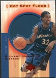 2001/02 Upper Deck Sweet Shot Hot Spot Floor #RHF Richard Hamilton
