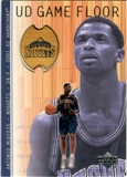 2001/02 Upper Deck Hardcourt UD Game Floor #MC Antonio McDyess