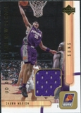 2001/02 Upper Deck UD Originals Jerseys #SHO Shawn Marion
