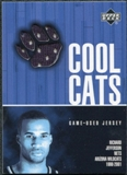 2001/02 Upper Deck Cool Cats Jerseys #RJC Richard Jefferson