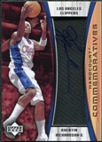 2002/03 Upper Deck Hardcourt Autographs #QRC Quentin Richardson