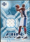 2002/03 Upper Deck Air Apparel #LOAA Lamar Odom