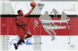 2002/03 Upper Deck UD Glass Magnifying Glass Autographs #JWA Jay Williams