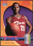 2004 Upper Deck All-Star Game #LJ3 LeBron James /2004