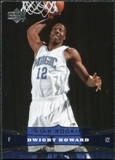 2004/05 Upper Deck #224 Dwight Howard SP RC