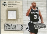 2005/06 Upper Deck Rookie Debut Threads #GR Glenn Robinson