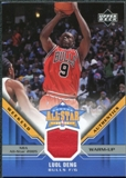 2005/06 Upper Deck All-Star Weekend Authentics #LD Luol Deng