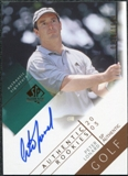2003 Upper Deck SP Authentic #115 Peter Lonard RC Autograph /1999