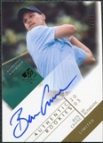 2003 Upper Deck SP Authentic Limited #118 Ben Crane Autograph /100