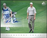 2004 Upper Deck SP Signature Shots 8 x 10 #BE Bob Estes Autograph