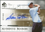 2005 Upper Deck SP Authentic #93 Sean O'Hair L2 Autograph /999