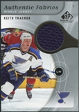 2005/06 Upper Deck SP Game Used Authentic Fabrics #AFKT Keith Tkachuk